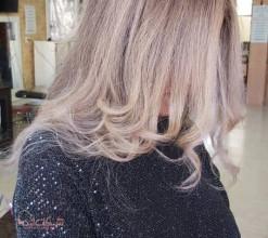 مرکز تخصصی رنگ و مش و کراتین مو و بوتاکس و احیاسازی مو